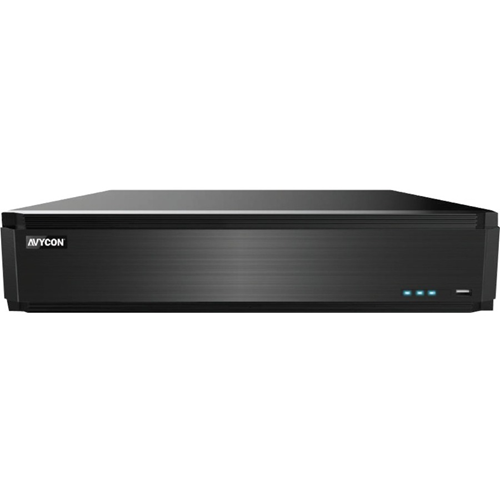 AVYCON 32 CH. UHD NETWORK VIDEO RECORDER WITH FACIAL DETECTION