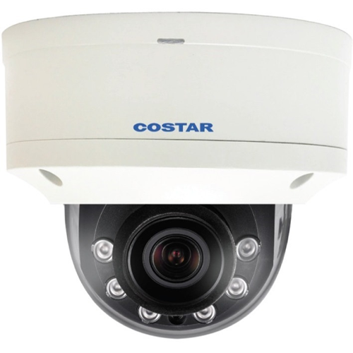 Costar DirectNET CDI2522VIFWH 2 Megapixel Network Camera - Dome