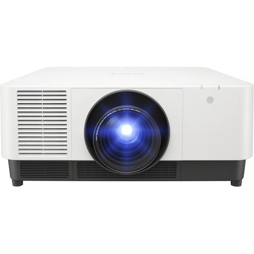 Sony BrightEra VPL-FHZ101L Short Throw LCD Projector - 16:10 - White