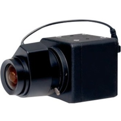 HIGH RES. COLOR WDR C/CS MOUNT CAMERA / 650 TV LIN