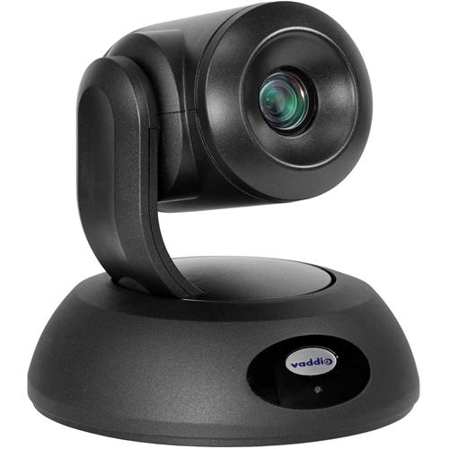 Vaddio RoboSHOT Elite Video Conferencing Camera - 8.5 Megapixel - 60 fps - Black