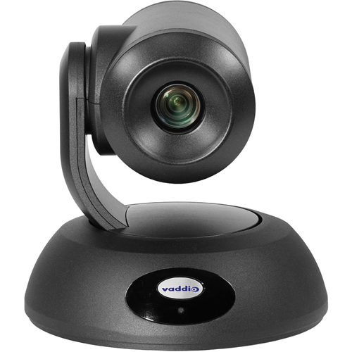 Vaddio RoboSHOT Elite Video Conferencing Camera - 8.5 Megapixel - 60 fps - Black - 1 Pack(s)