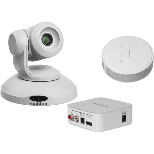 Vaddio ConferenceSHOT AV Bundle - TableMIC 1 (Without Speaker)