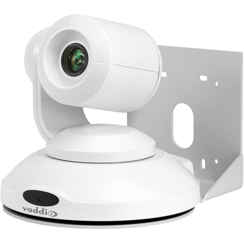 Vaddio Video Conferencing Camera - 2.4 Megapixel - White - 1 Pack(s)