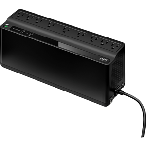 APC by Schneider Electric Back-UPS 850VA Wall Mountable UPS