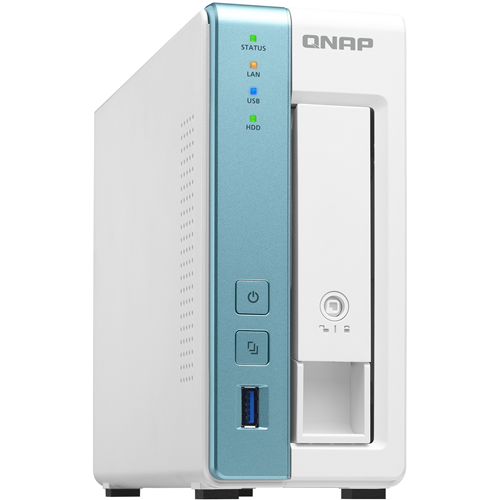 QNAP High-performance Quad-core NAS for Reliable Home and Personal Cloud Storage