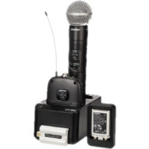Shure Wireless System with Beta 87A Handheld Transmitter
