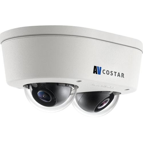 Arecont Vision ConteraIP AV4856DN-28 4 Megapixel Network Camera - Micro Dome