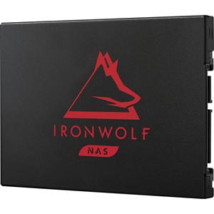 "Seagate IronWolf ZA500NM1A002 500 GB Solid State Drive - 2.5"" Internal - SATA (SATA/600)"