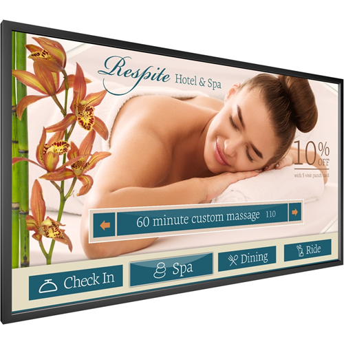 Planar PS5574K-N LCD Digital Signage Display