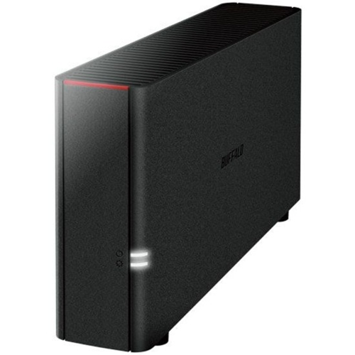 Buffalo LinkStation 210 6TB Private Cloud Storage NAS with Hard Drives Included