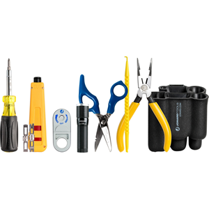 Jonard Tools Punchdown Tool Kit for Data and Telecom Installers