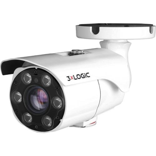 3xLOGIC VISIX 5.1 Megapixel Network Camera - Bullet