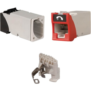Siemon Z-MAX 6A UTP Outlets