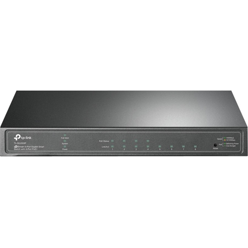 TP-Link JetStream TL-SG2008P Ethernet Switch