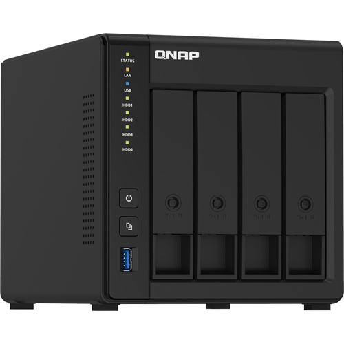 QNAP TS-451D2-2G SAN/NAS Storage System