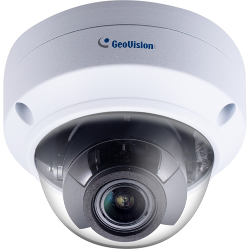 GeoVision GV-TVD4711 4 Megapixel Network Camera - Dome