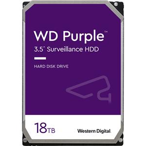 """WD Purple WD180PURZ 18 TB Hard Drive - 3.5"""" Internal - SATA (SATA/600)"""