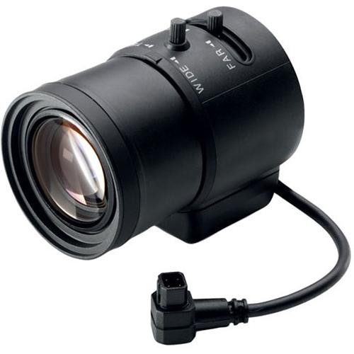 Bosch - 2.70 mm to 13 mm - f/1.4 - Varifocal Lens for CS Mount