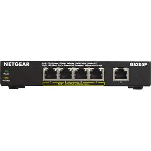 Netgear 300 GS305P Ethernet Switch