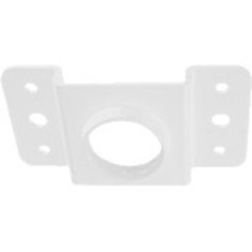 Hanwha Techwin Mounting Adapter for Extension Pipe, Mounting Adapter, Ceiling Mount - White