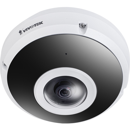 Vivotek FE9382-EHV-V2 6 Megapixel Network Camera - Fisheye