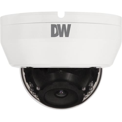 Digital Watchdog Star-Light Plus DWC-D3863WTIRW 8 Megapixel Surveillance Camera - Dome - TAA Compliant