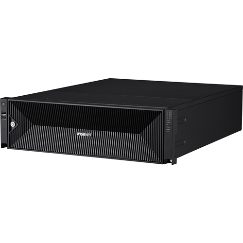 Wisenet 32Channel 4K 400Mbps H.265 NVR