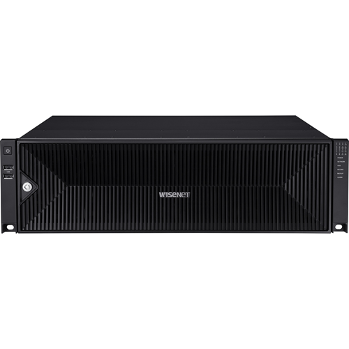 Wisenet 64Channel 4K 400Mbps H.265 NVR