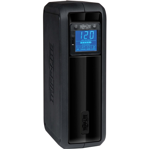 Tripp Lite UPS 900VA 475W Battery Back Up Tower LCD AVR 120V USB