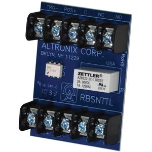 Altronix RBSNTTL Relay