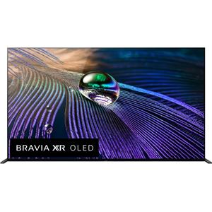 """Sony BRAVIA XR A90J XR65A90J 64.5"""" Smart OLED TV - 4K UHDTV - Titanium Black"""