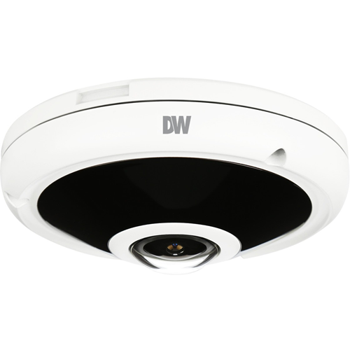 Digital Watchdog MEGApix IVA+ DWC-PPVF5DI1TW 5 Megapixel Network Camera - Fisheye - TAA Compliant