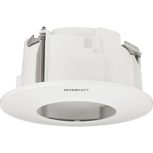 Hanwha Techwin Ceiling Mount for Network Camera - White