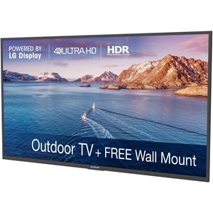 """Peerless-AV Neptune Shade NT652 64.5"""" Smart LCD TV - 4K UHDTV - Black"""