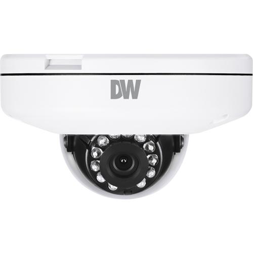 Digital Watchdog MEGApix IVA+ DWC-MPF2WI28TW 2.1 Megapixel Network Camera - Dome - TAA Compliant
