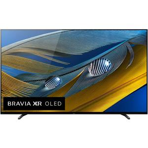 """Sony BRAVIA XR A80J XR77A80J 76.7"""" Smart OLED TV - 4K UHDTV - Titanium Black"""
