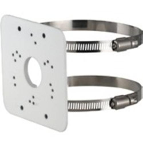 Honeywell HQA-PM2 Pole Mount for Network Camera, Surveillance Camera - Off White