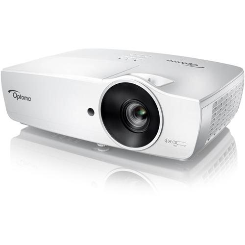 Optoma W461 3D DLP Projector - 16:10