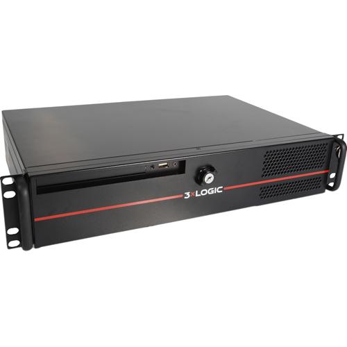 3xLOGIC NVR-2U-64CH Recorder Series