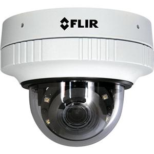 FLIR Quasar CM-6408 5 Megapixel HD Network Camera - Mini Dome