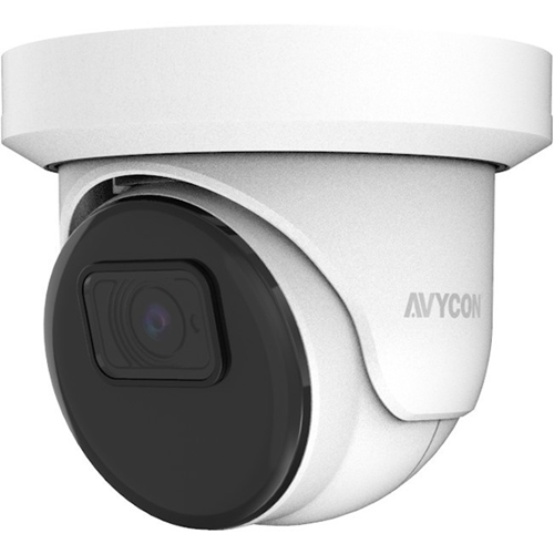 AVYCON InfiniteStar AVC-NSE81F28-G 8 Megapixel Network Camera - Eyeball