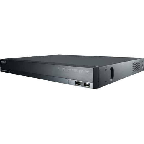 Wisenet 8-Channel 4K 100Mbps H.265 NVR
