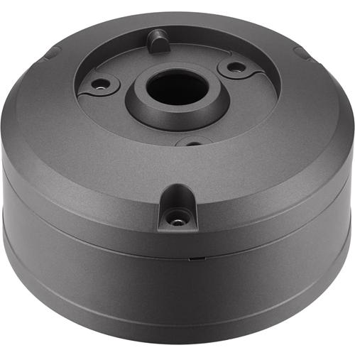 Hanwha Techwin Mounting Box for Network Camera - Dark Gray