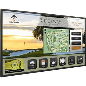 Planar EP6524K-T 4K Interactive LCD Display