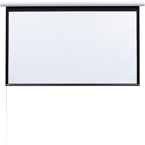 Draper 136103 Salara Wall Mounted Motorized Projection Screen