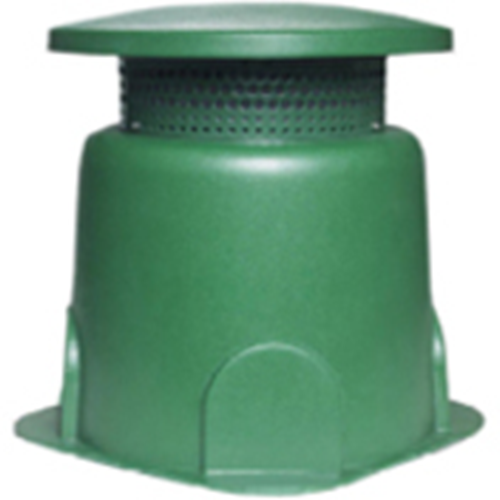 OEM Systems SS-84-S 2-way Outdoor Speaker - Green