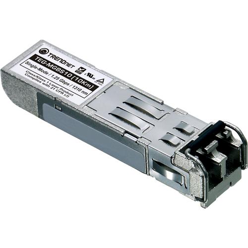 TRENDnet TEG-MGBS10 Single-mode Mini GBIC Module