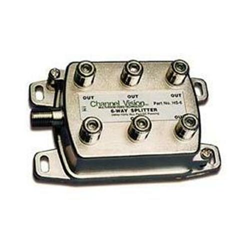 Channel Vision HS-6 PCB Based Splitters/Combiner