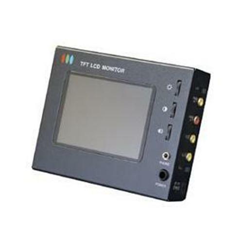 "Speco Auria VMS-2 4"" LCD Monitor - Black"